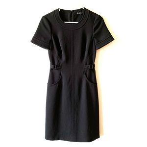 Karen Millen black mini dress